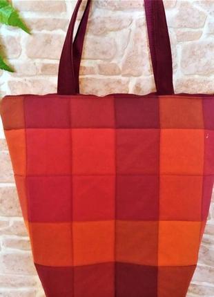 Женская сумка-шоппер2 фото