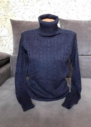 Uterque шелк кашемир люкс качество идеальный свитер оригинал brunello cucinelli peserico