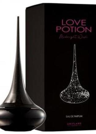 Love potion midnight wish oriflame