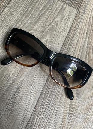 Женские солнцезащитные очки marc by marc jacobs стильные модные трендовые очки