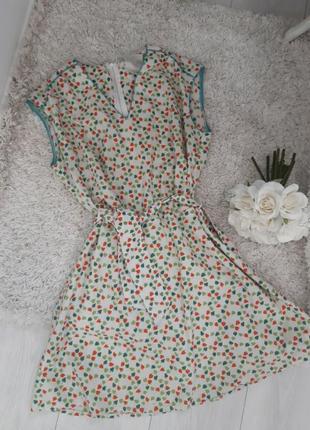 Шикарне натуральне плаття