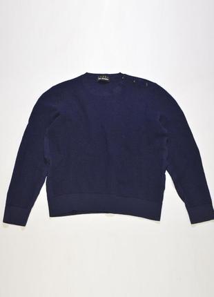 Свитер the kooples sport cropped merino wool sweater