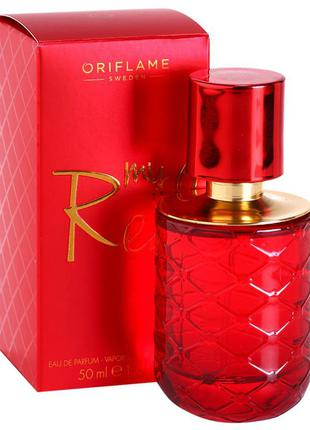 Парфюмерная вода my red от oriflame