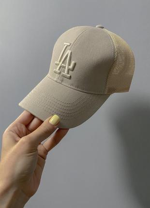 Бейсболка кепка la