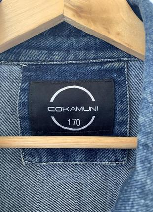 Джинсовка. джинсовая куртка. джинс3 фото