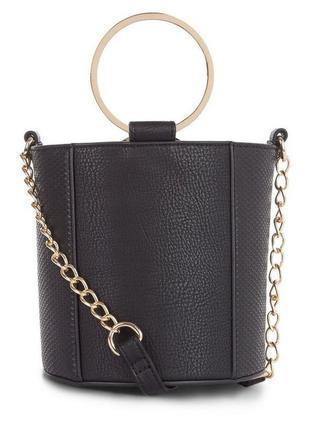 Интересная маленькая сумочка мешок