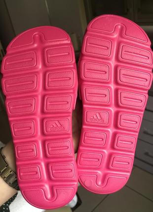 Шлёпанцы adidas2 фото