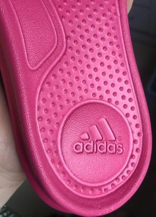 Шлёпанцы adidas3 фото