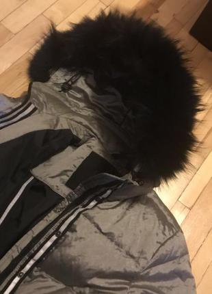Пуховик/куртка gas зима