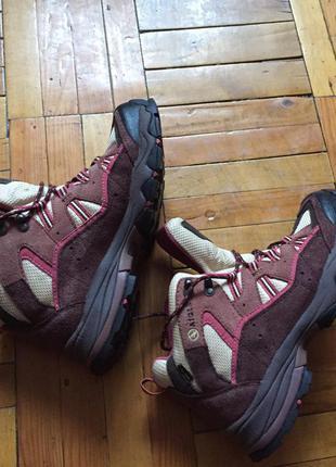 Ботинки демисезон зима непромокаемые спортивные