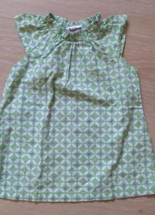 Сарафан платье на девочку хлопок