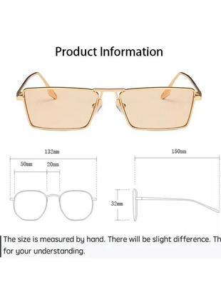 Солнечные очки / ретро5 фото