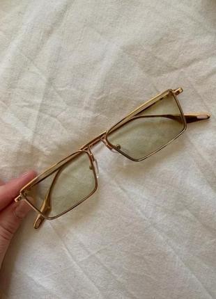 Солнечные очки / ретро
