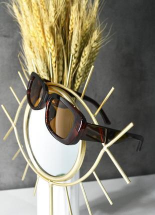 Новые очки в коричневой оправе primark2 фото