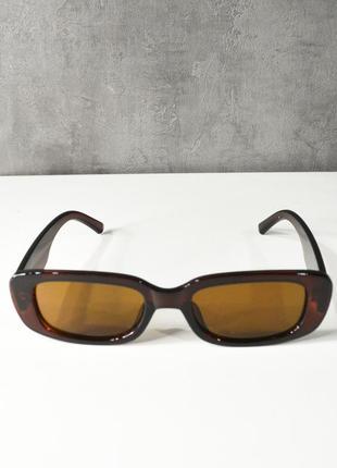 Новые очки в коричневой оправе primark3 фото