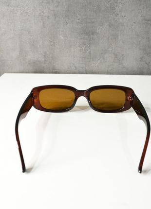 Новые очки в коричневой оправе primark4 фото