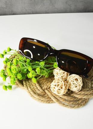 Новые очки в коричневой оправе primark5 фото