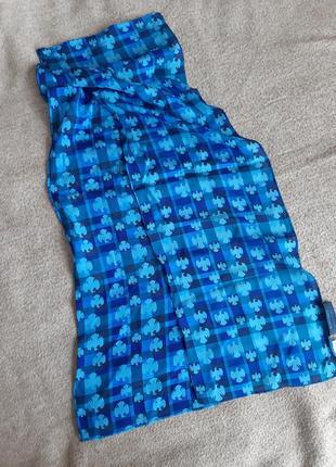 Шейный шарф-платок