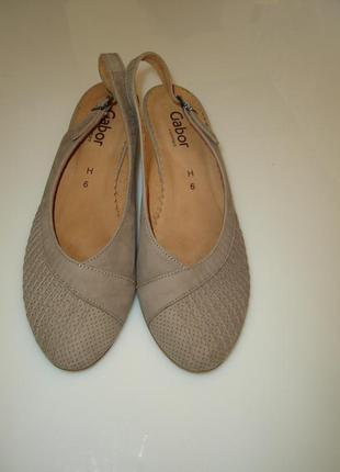 Gabor comfort туфли габор, р 39 (англ 6 h), стелька вся 26, на ножку 25,5 см
