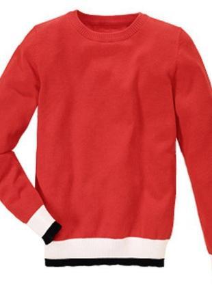 Женский хлопковый пуловер blue motion евро 40-42