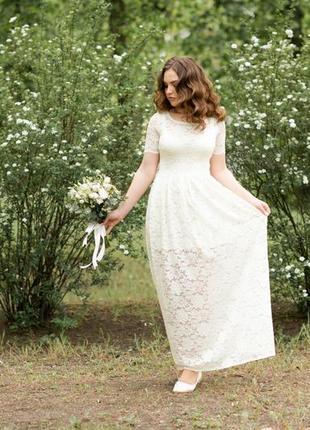 Сукня на розпис