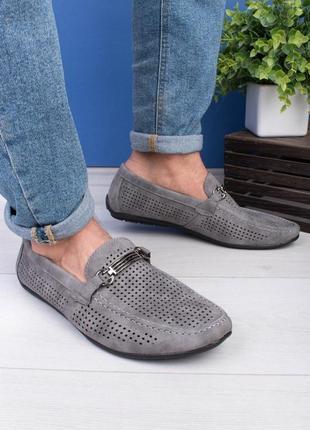 Мужские туфли с эко-кожи