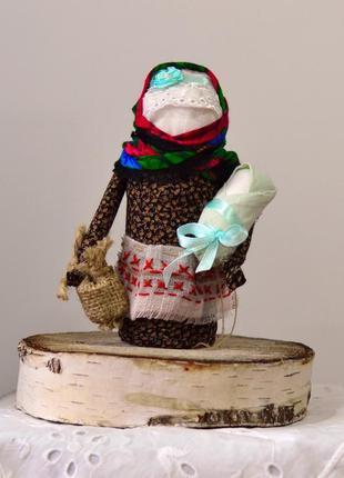 Народная обережная кукла берегиня❗