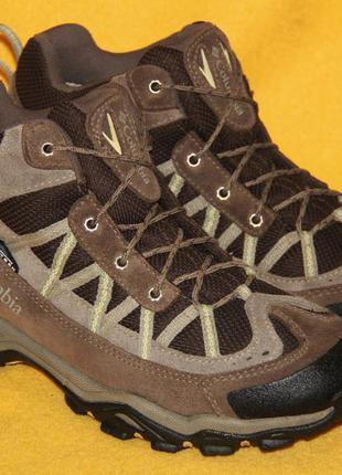 Ботинки columbia omni-tech р.40 - 41 стелька 26 см