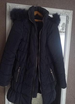 Теплая курточка для беременной
