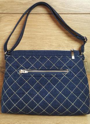 Женская сумочка клатч «цветочная фантазия»2 фото
