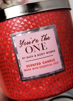Свеча для дома bath&bodyworks usa уют декор аромат свечи