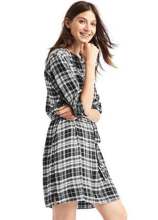 Платье рубашка seppala