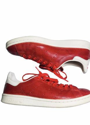 Кожаные кроссовки adidas stan smith 39