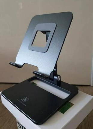 Подставка для телефона, планшета. новая. металлический держатель.