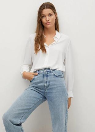 Рубашка женская mango