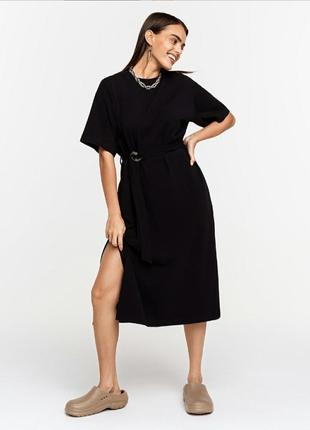 Платье befree,цвет черный