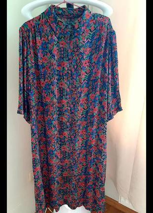 Платье рубашка 💐💐💐  сукня натуральна вискоза