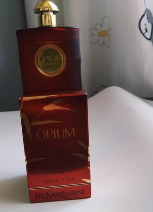 Yves saint laurent opium edt 7.5 ml