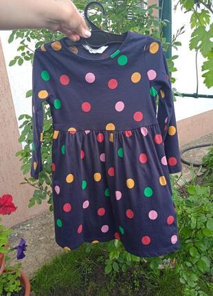 Сукня плаття на дівчинку 3 роки