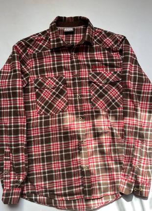 Sherpa туристическая трекинговая рубашка сорочка тактическая military