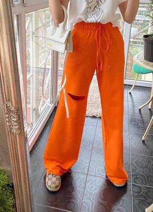 Актуальные брюки палаццо! хит продаж!