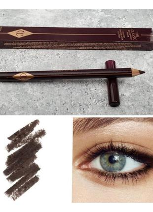Карандаш для глаз charlotte tilbury the classic eye powder pencil classic brown
