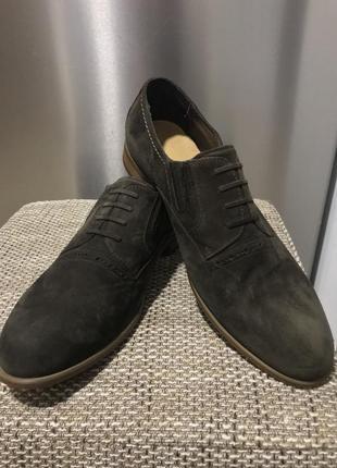 Туфли замш cosottinni