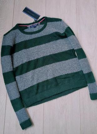 Крутой свитер tommy hilfiger оригинал рост 140