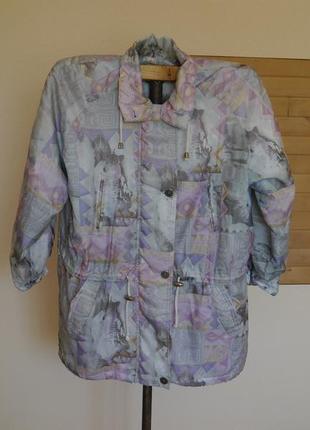 Куртка 18-46 євро розмір