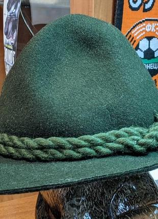 Охотничья шляпа original dolomitenhut tirol