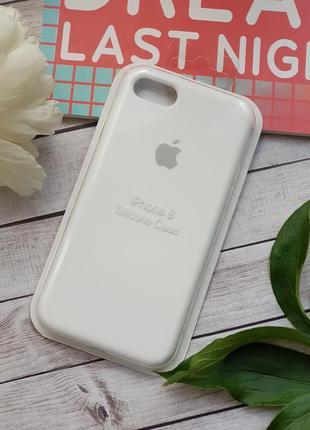 Чехол iphone 7/8 с закрытым низом чохол айфон3 фото