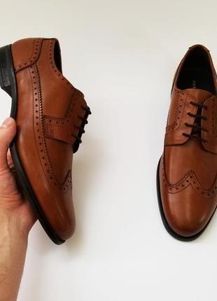 Мужские туфли броги