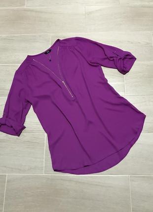 Новая блуза на молнии f&f💜