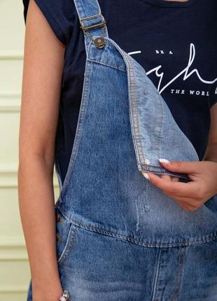 Комбинезон джинсовый5 фото